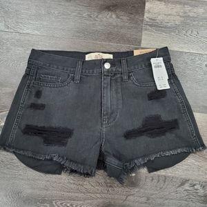 Hollister | Short-Short High Rise Shorts